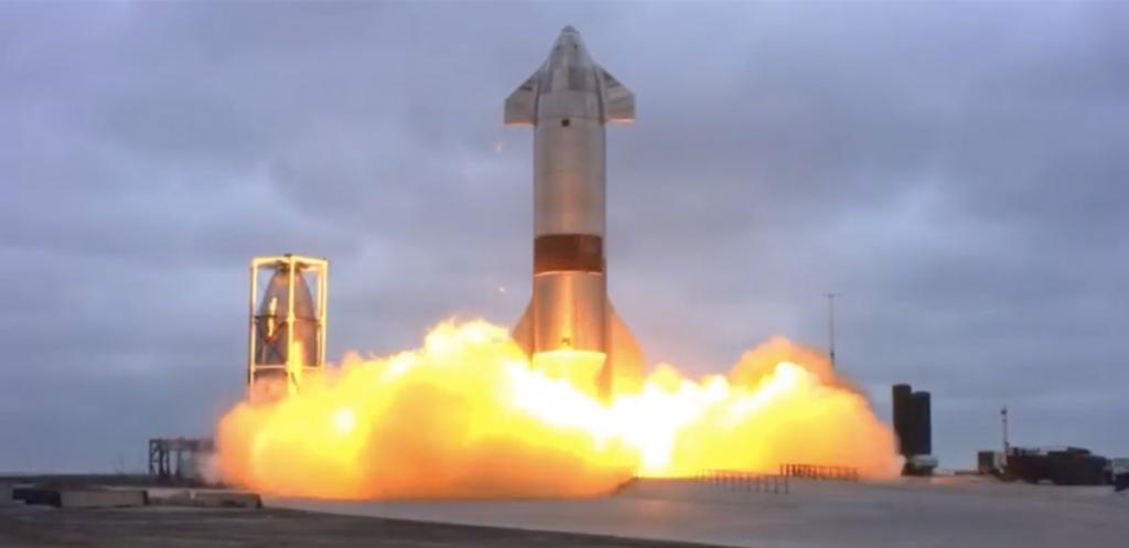 Успішний політ SpaceX